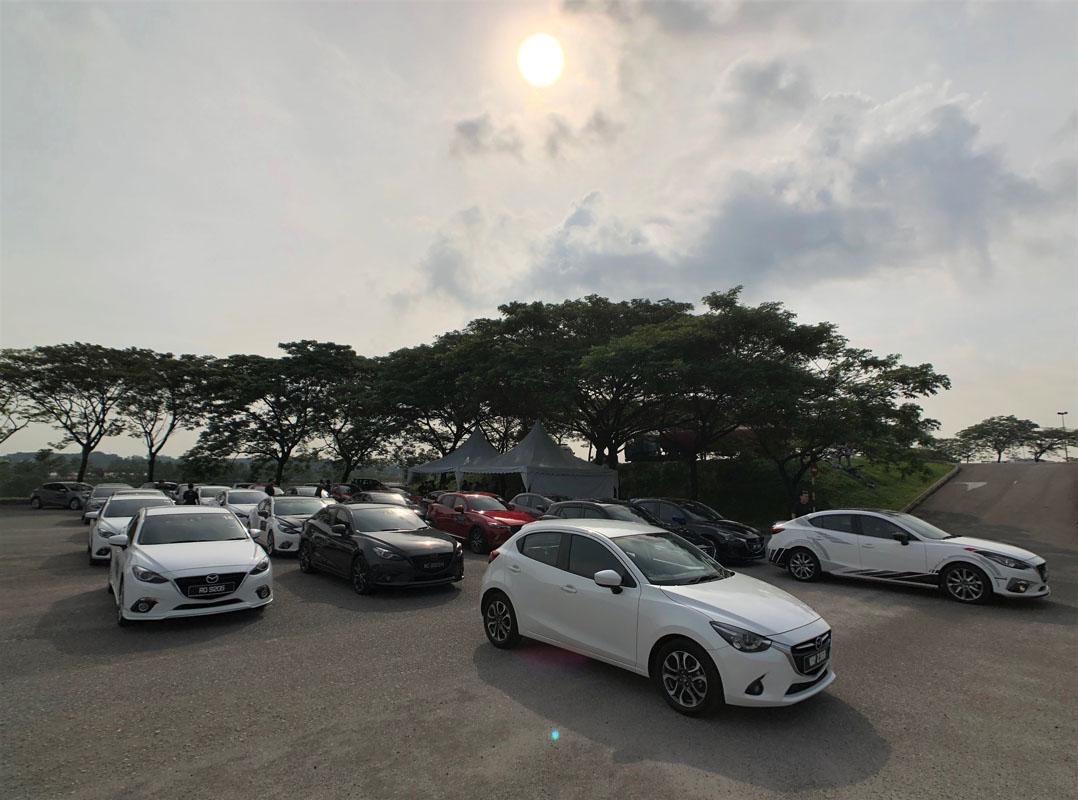 MazdaSports Academy 驾驶教室圆满结束,未来 Mazda 还会举办更多类似课程!