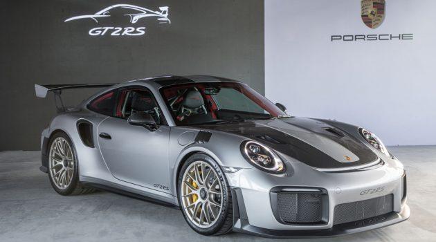 Porsche 911 GT2 RS 登陆我国,售价RM 2,900,000!