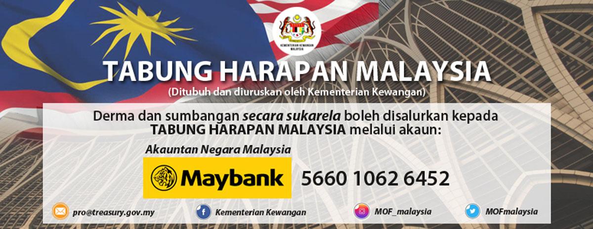 Proton 宣布支持 Tabung Harapan Malaysia !