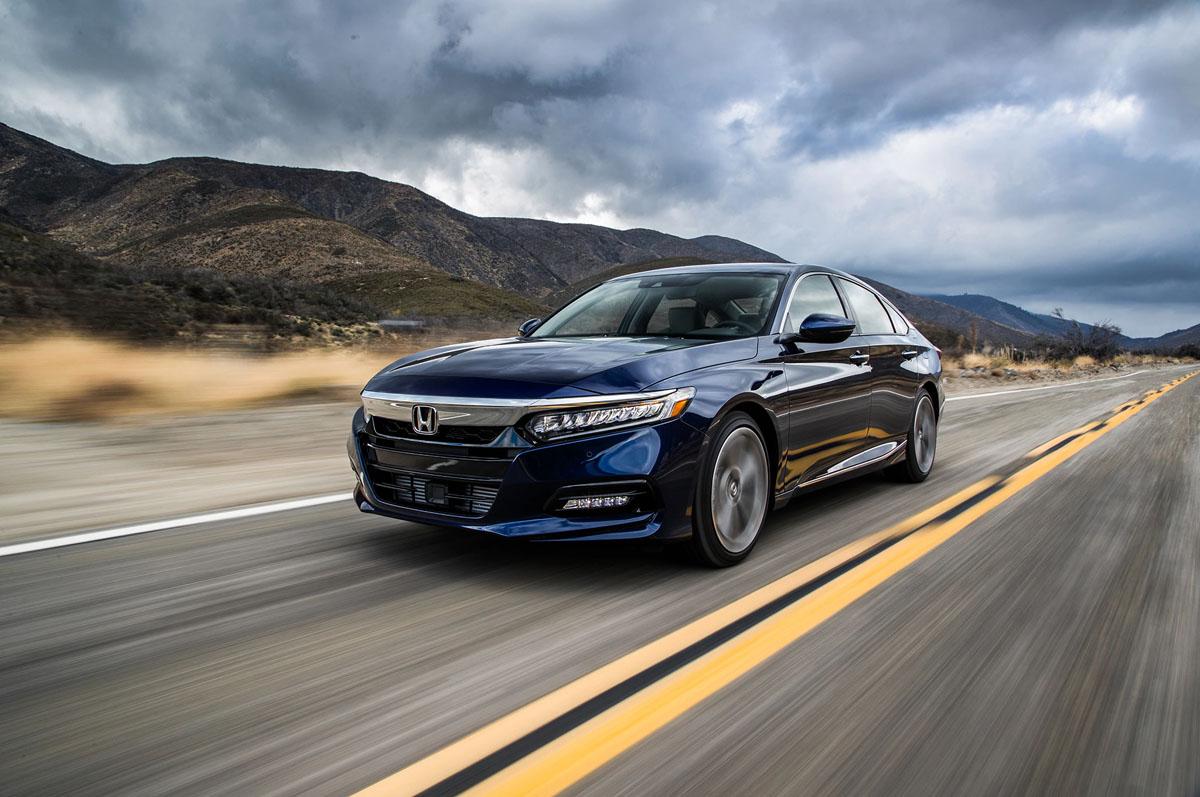 2018 Honda Accord 1.5涡轮够不够用?百公里加速只需要8.5秒!