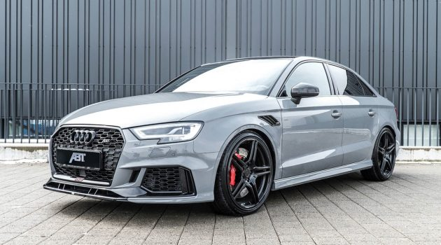 500 hp 的神话, Audi RS3 ABT 帅气登场!