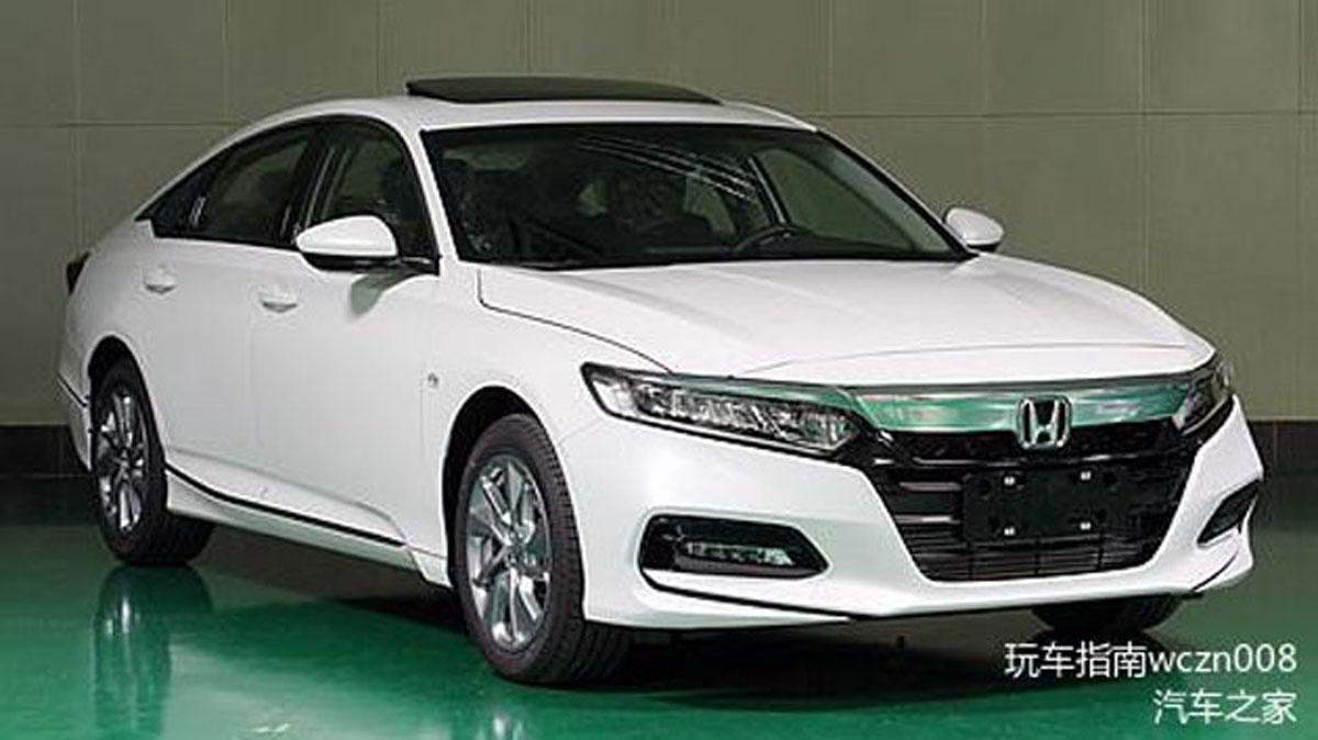Honda Accord 将不会在今年内登陆我国市场!