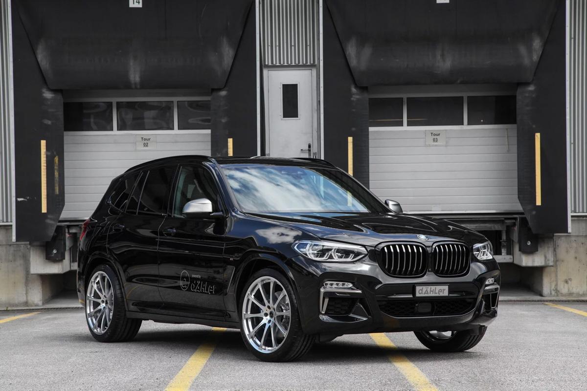 GLC 43 也不够来! BMW X3 Dahler 正式登场!