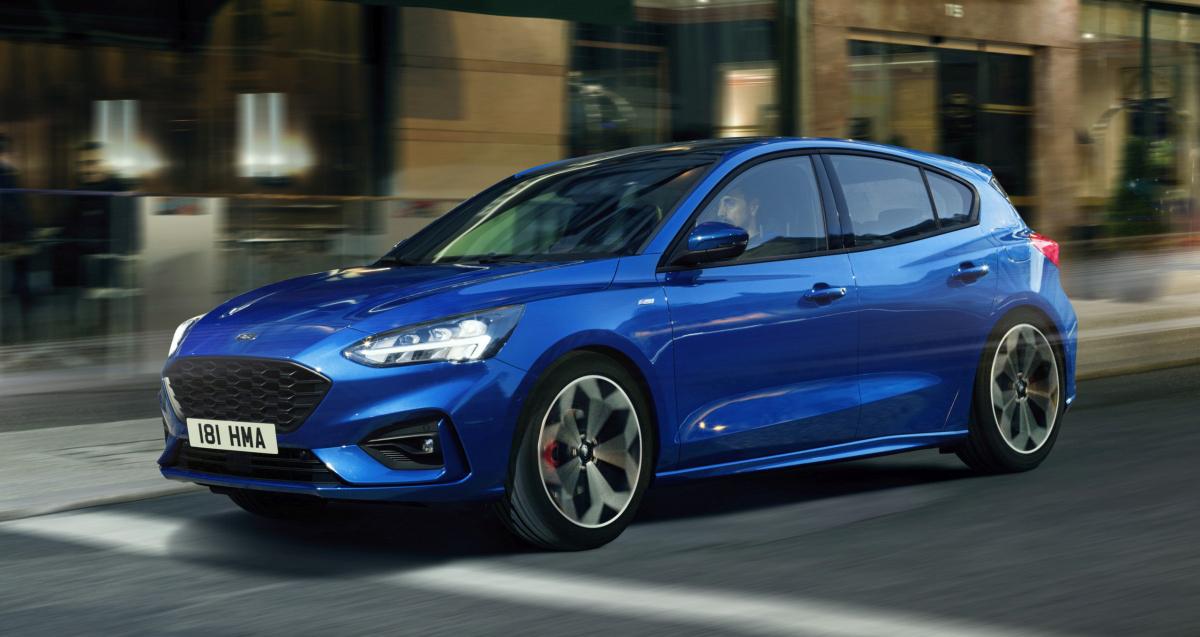 如履平地! Ford Focus 将搭载雷达侦测主动式悬挂系统!