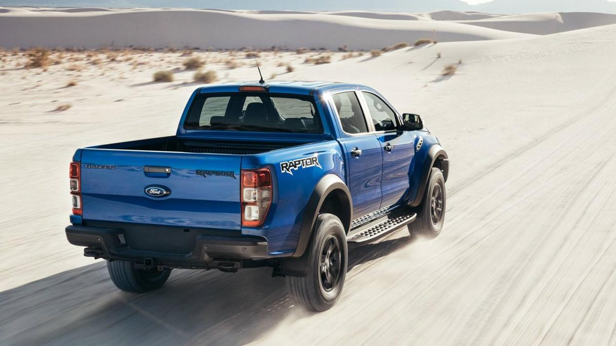 皮卡就得这样开! Ford Ranger Raptor 影片告诉你它有多强悍!