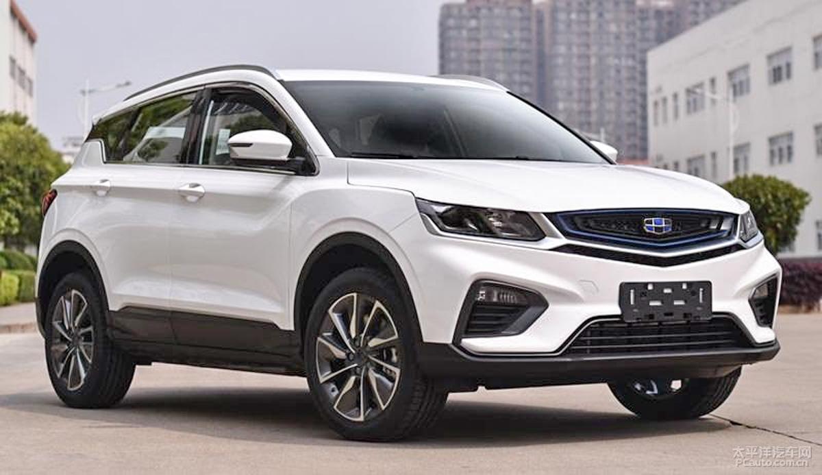 传说中的 Proton Mini SUV , Geely Xingyue 配置曝光!
