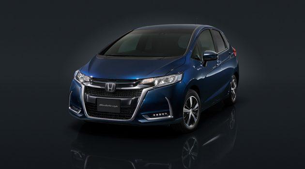 更具个性, Honda Jazz Modulo Style 外观套件登场!