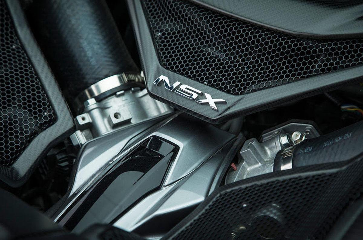 Honda NSX Type R 回归最初,只会有3.5涡轮增压引擎!