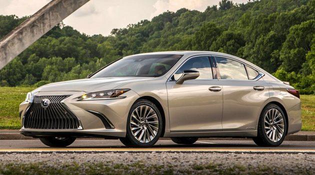 2018 Lexus ES 亚洲版7月中国率先上市!