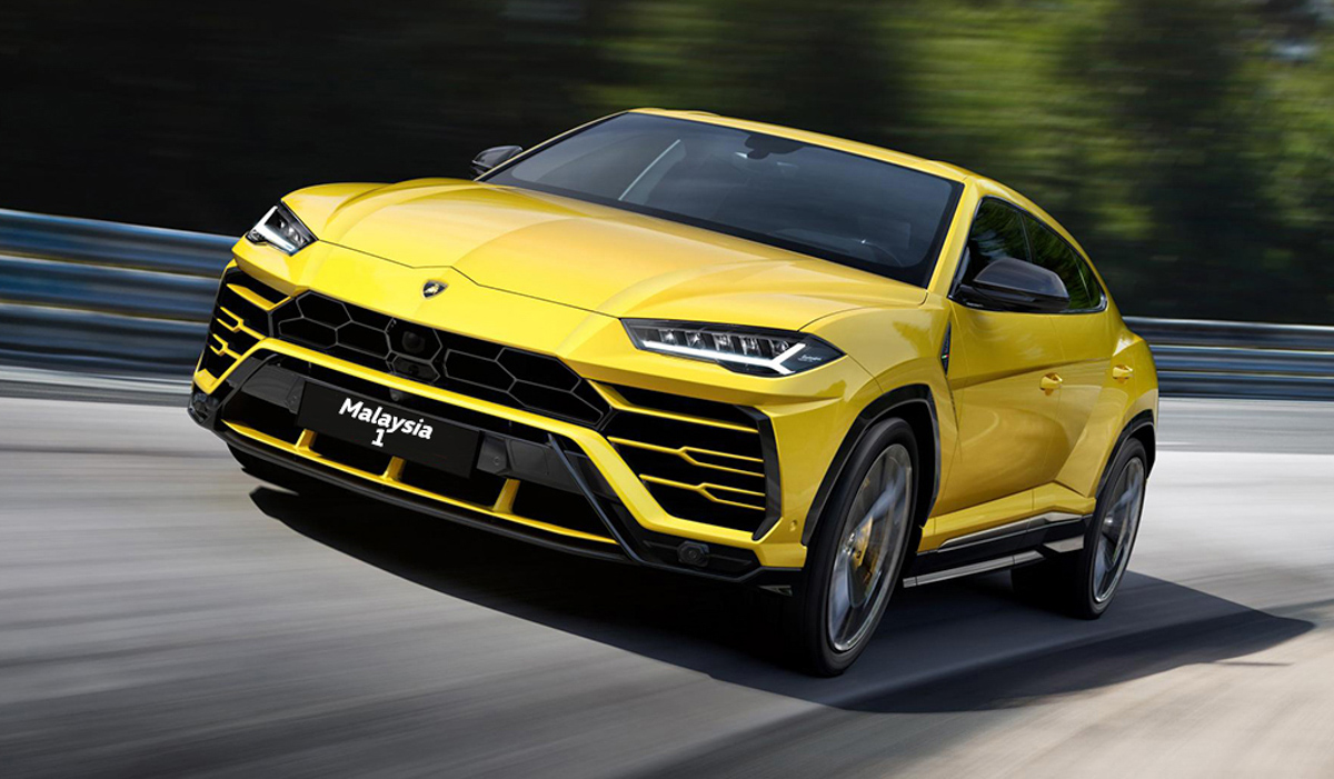 交通部宣布推出 MALAYSIA 特殊车牌系列!