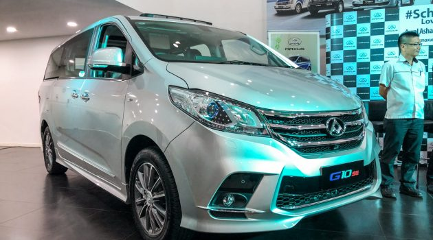 Maxus G10 开斋促销,加长保固外加更高的换购价格!