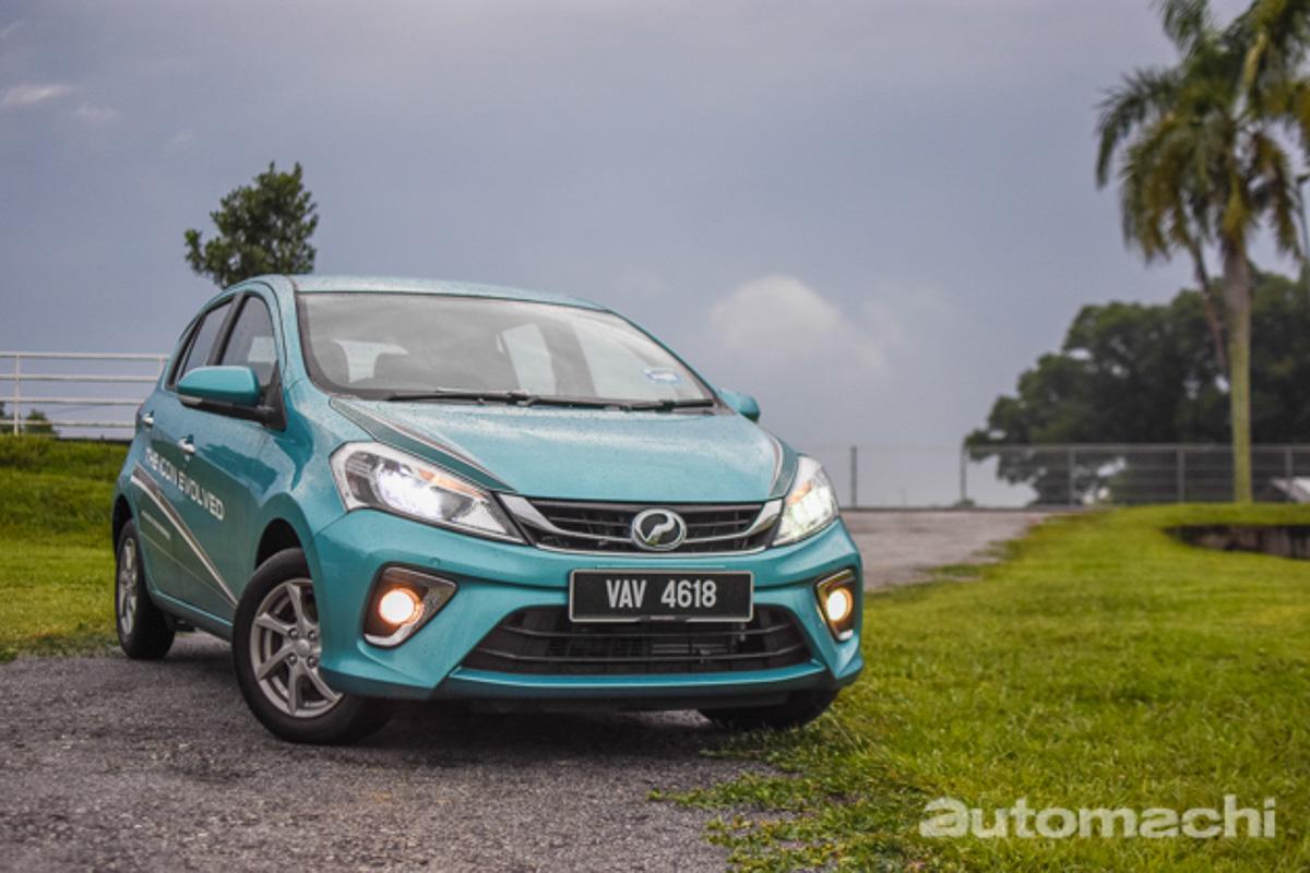 Perodua 宣布新车将获得6%的现金回扣!