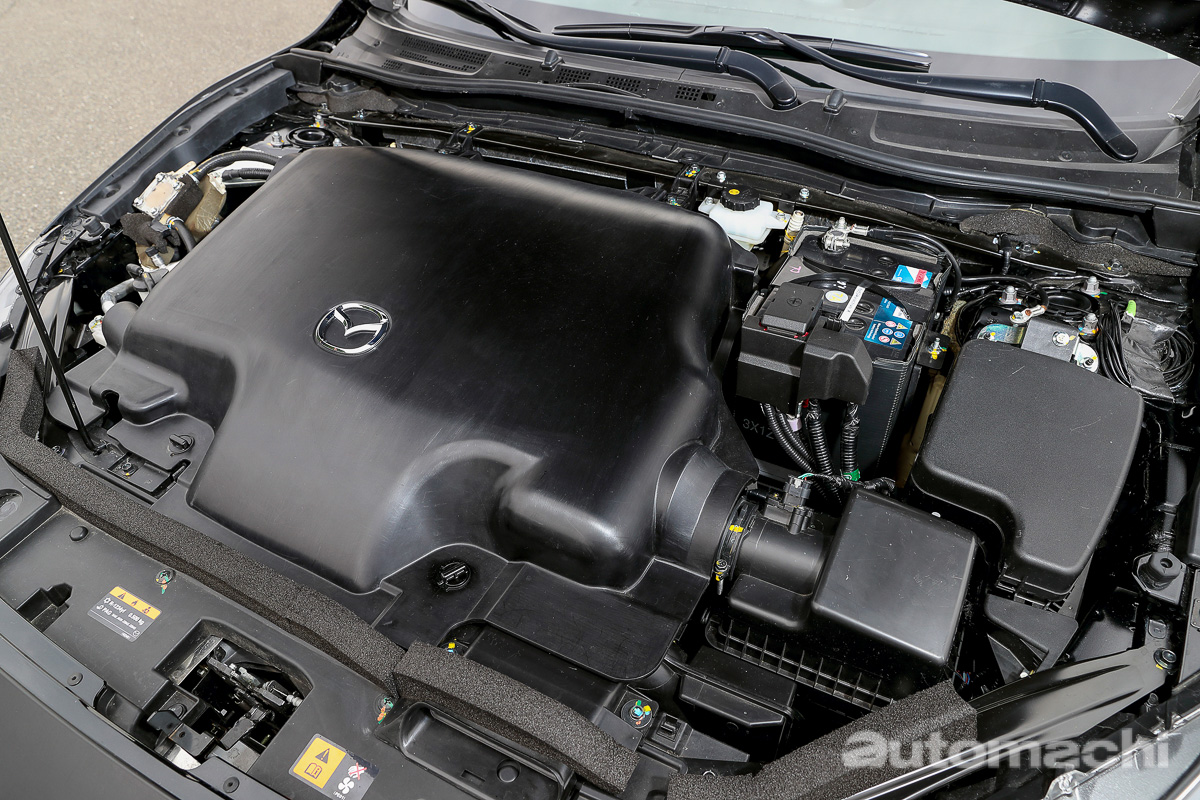 2019 Mazda3 将搭载 1.5L 及 2.0L Skyactiv-X 引擎?