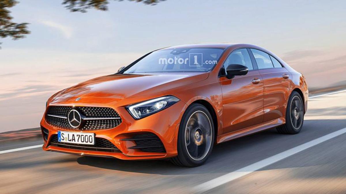 最新奔驰入门轿跑, Mercedes-Benz CLA 明年登场!