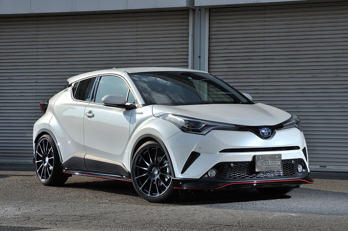Toyota C-HR 除了改外观,还能改什么?