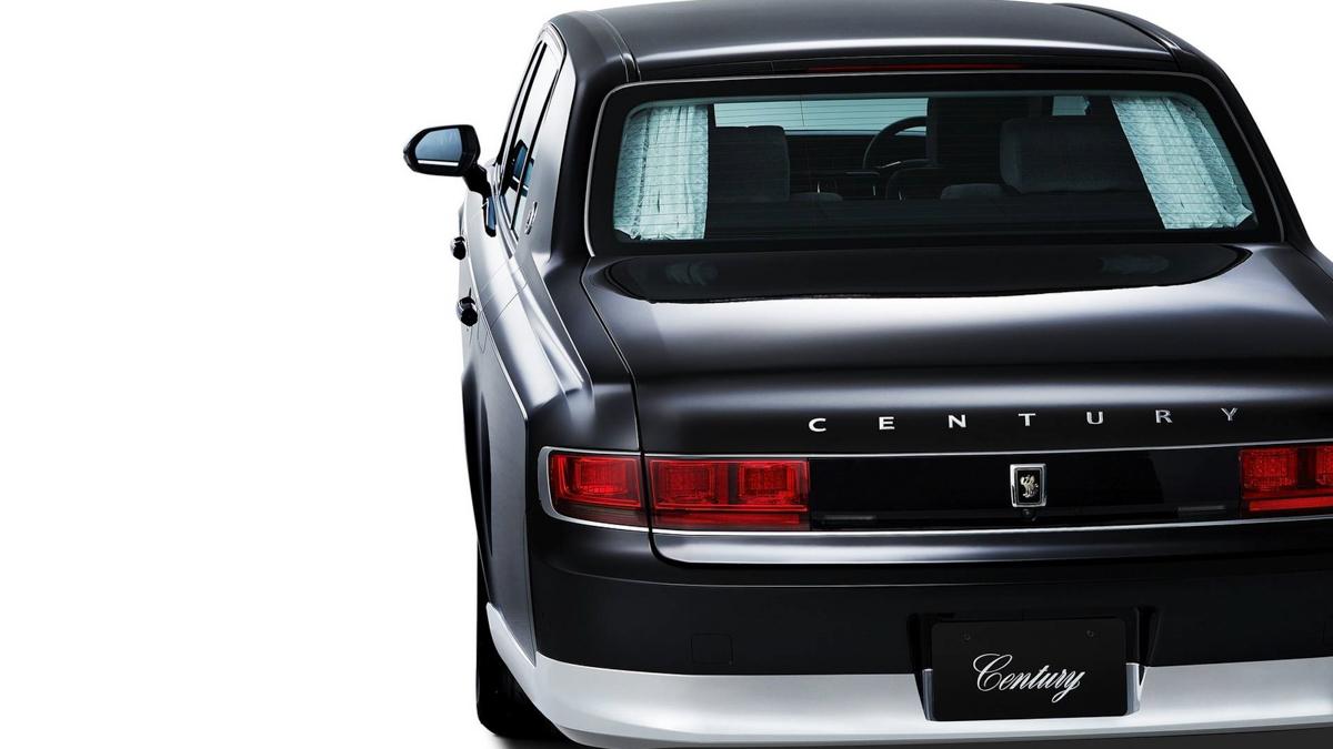 2018 Toyota Century 日本正式上市,开价 RM 713,088 !