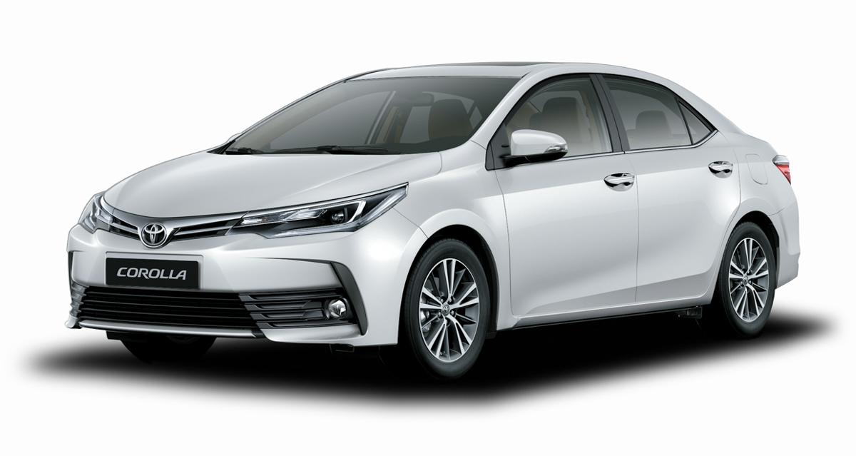 不再使用不同规格, Toyota Corolla 确定全球采用统一底盘!