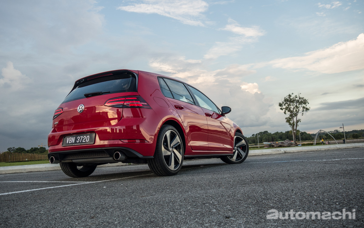 Volkswagen Golf GTI MK 7.5 ,容易上手的小钢炮!