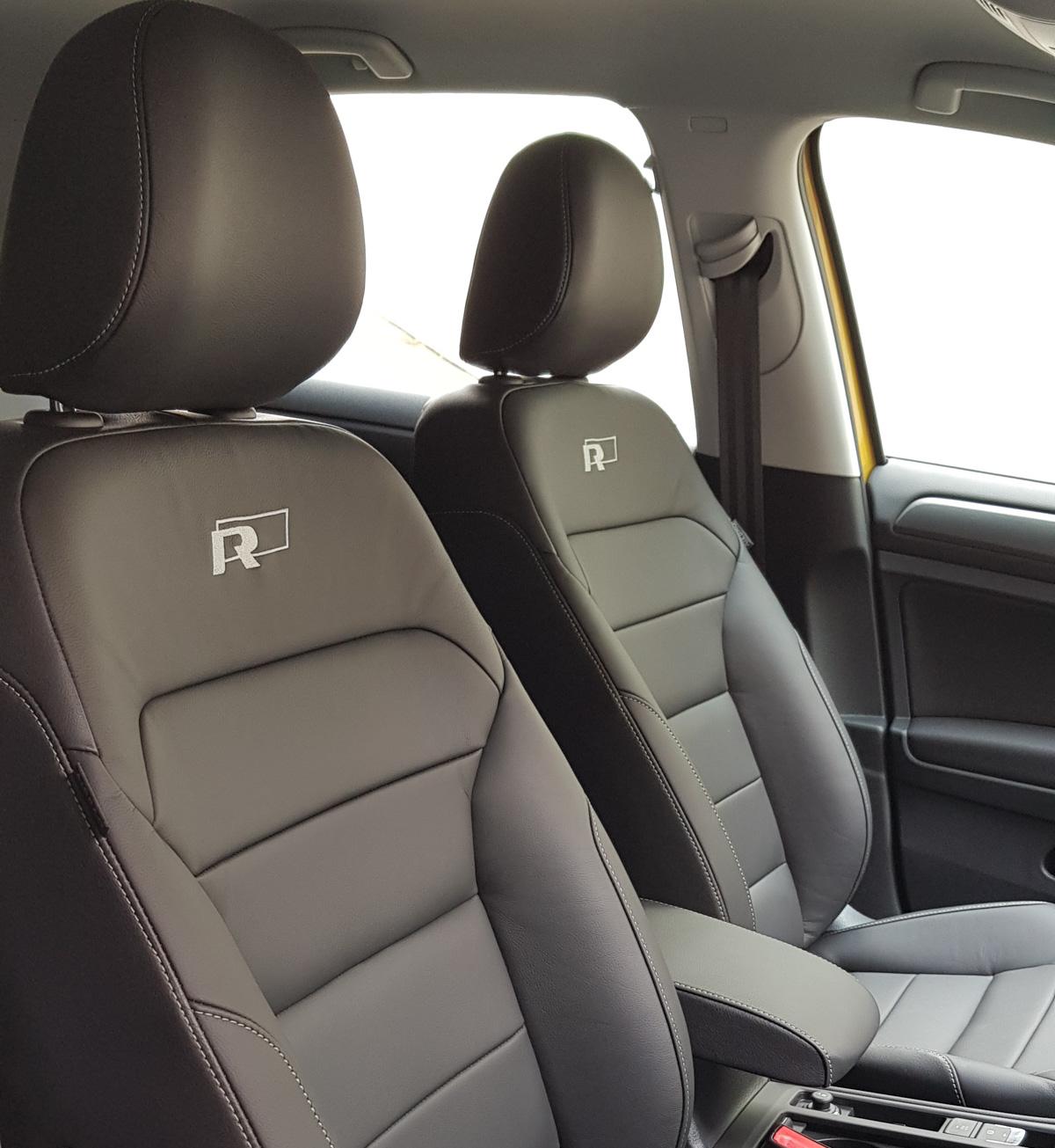 Volkswagen Golf R-Line 再升级,导入 Vienna 皮革座椅!