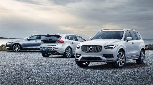 Volvo Car Malaysia 推介 Volvo 汽车租赁计划!