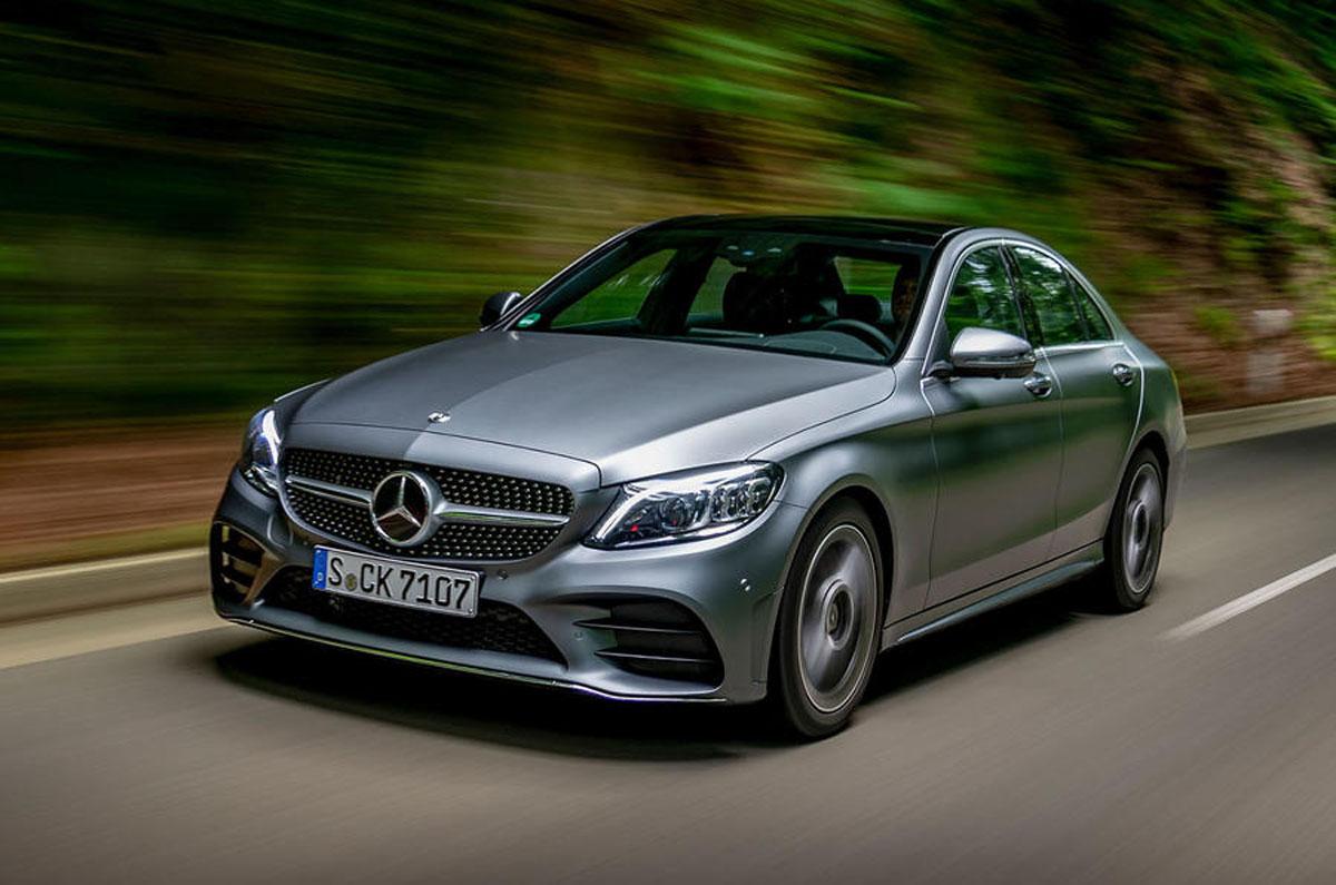 2018 Mercedes-Benz C Class 年末抵马,内外配备均升级!