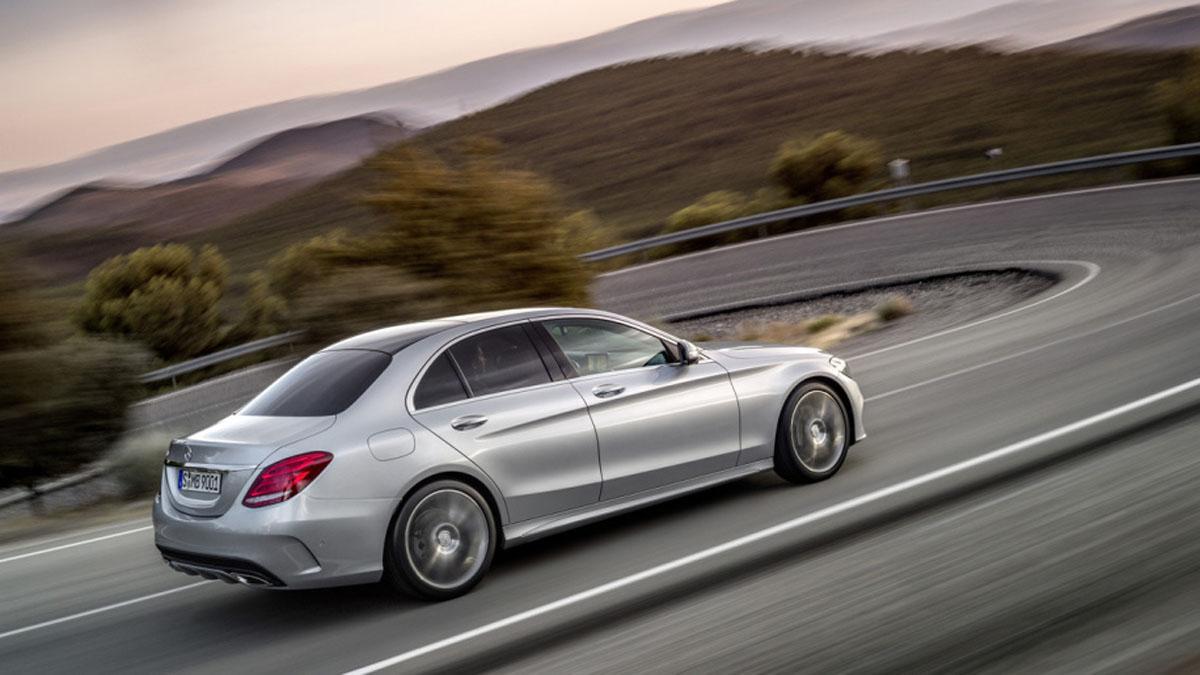 最超值二手车: Mercedes-Benz C200