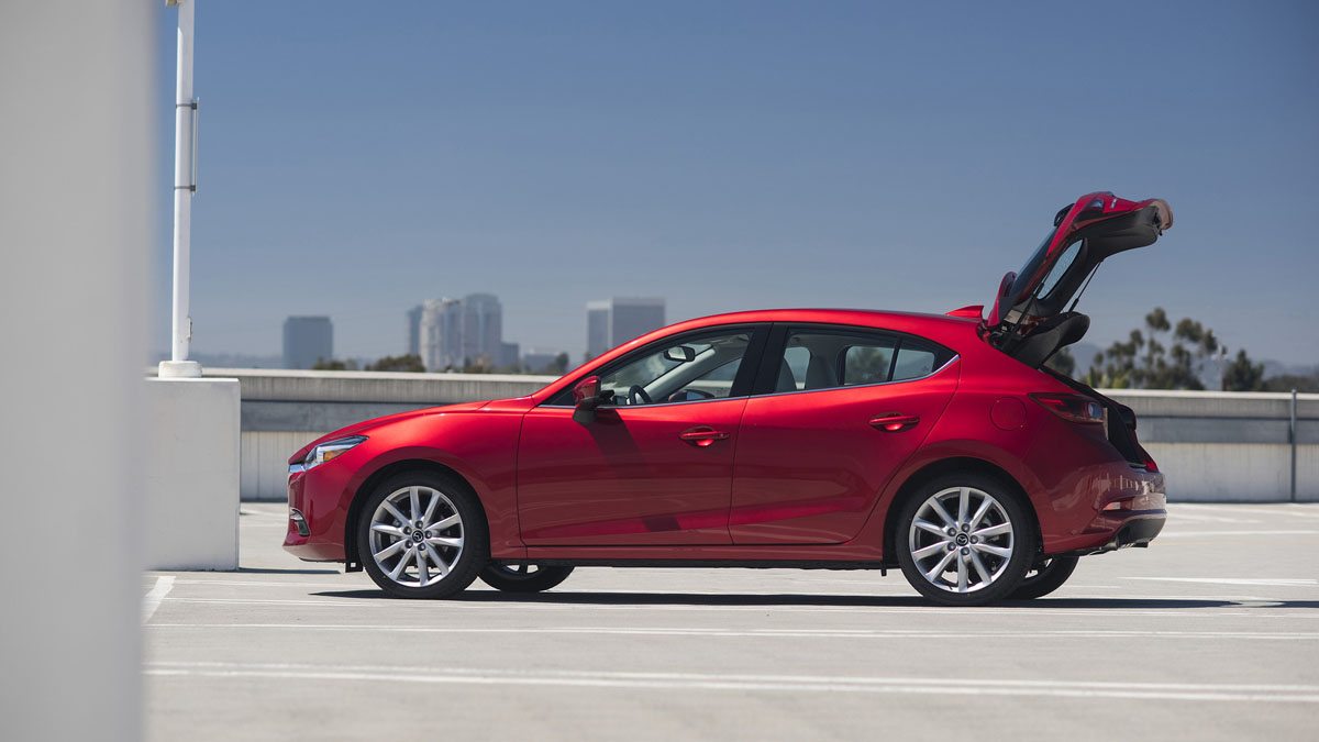 小谈 Mazda3 ,为什么它在本地市场不受落?