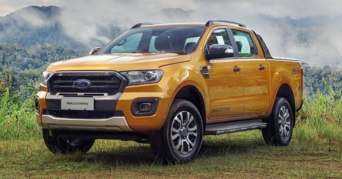 2018 Ford Ranger 泰国发售,确定搭载全新2.0柴油引擎!