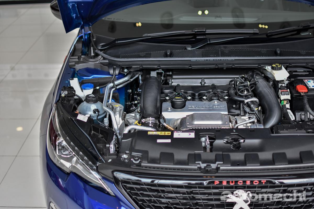 图库: 2018 Peugeot 308 GTI ,预售价20万令吉!