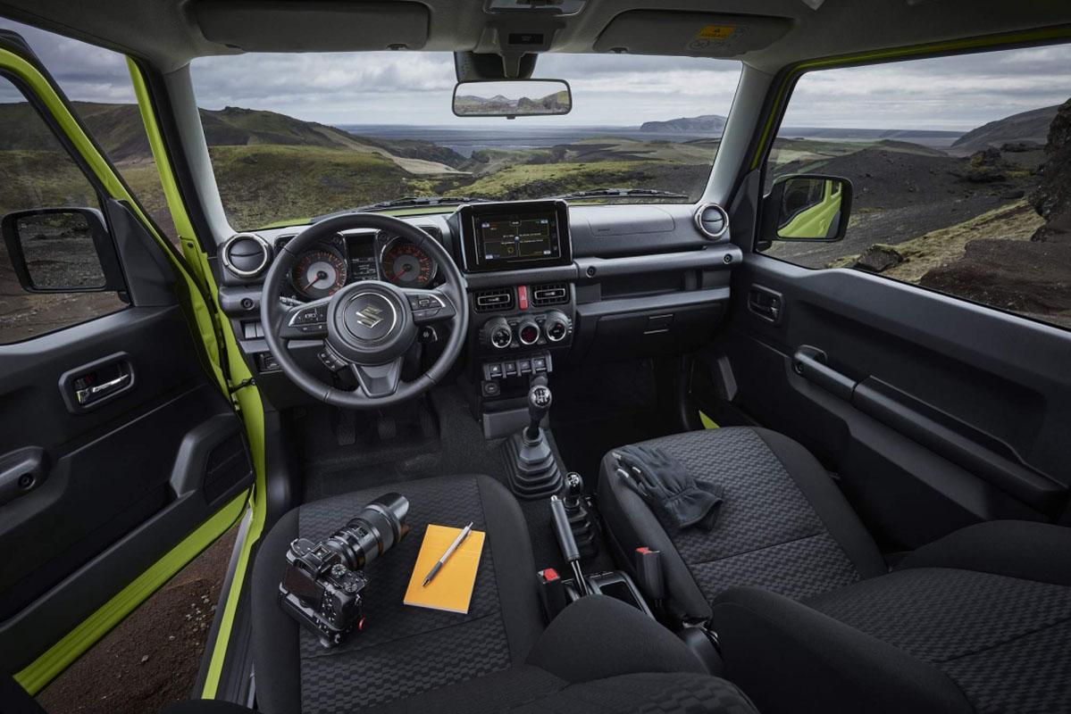 2018 Suzuki Jimny 日本正式开售, Baby G 真的来了!