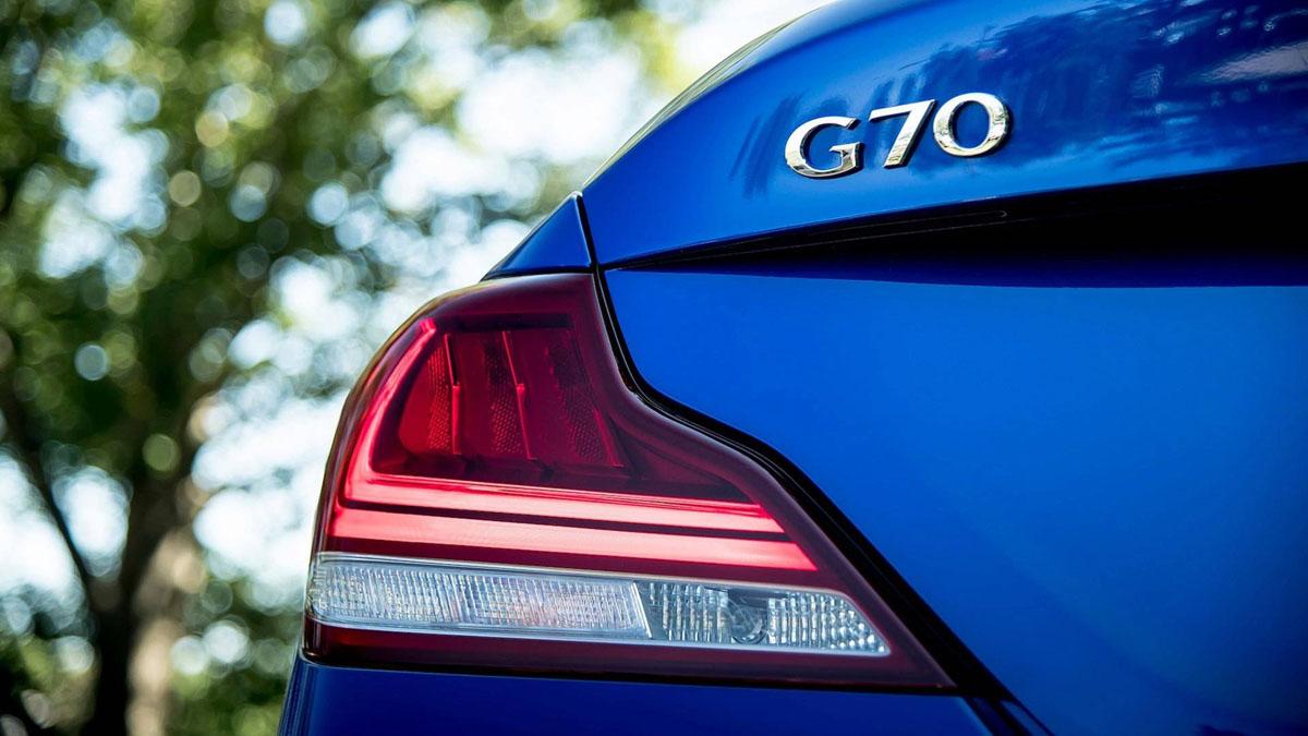 2019 Genesis G70 细节公布,韩国 3 Series 杀手来了!