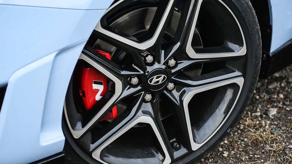 2019 Hyundai Veloster N ,韩风钢炮来了!