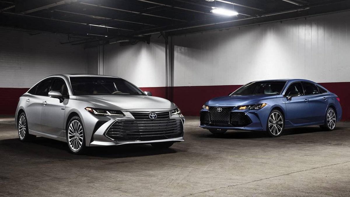你不知道的事: Lexus ES 并不是 Toyota Camry 的换壳兄弟!