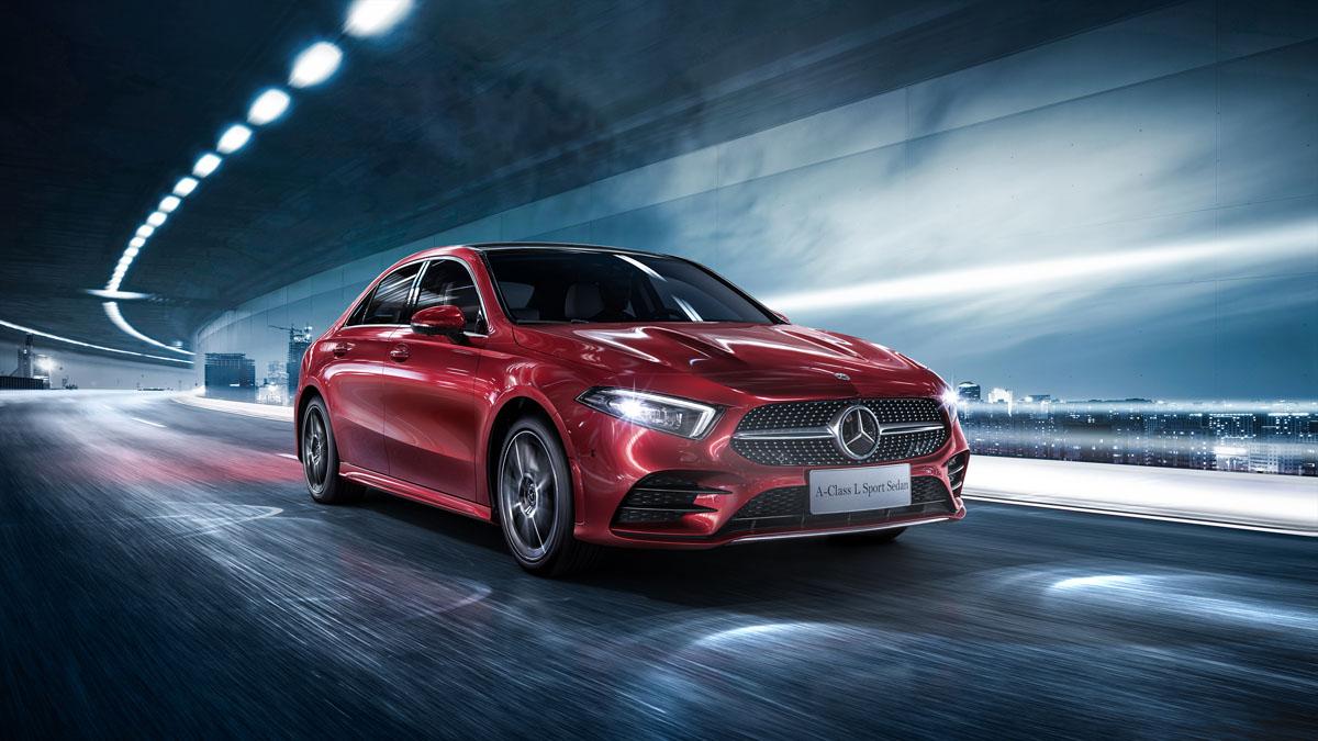 Mercedes-Benz Malaysia 考虑于我国市场引进 A Class Sedan !