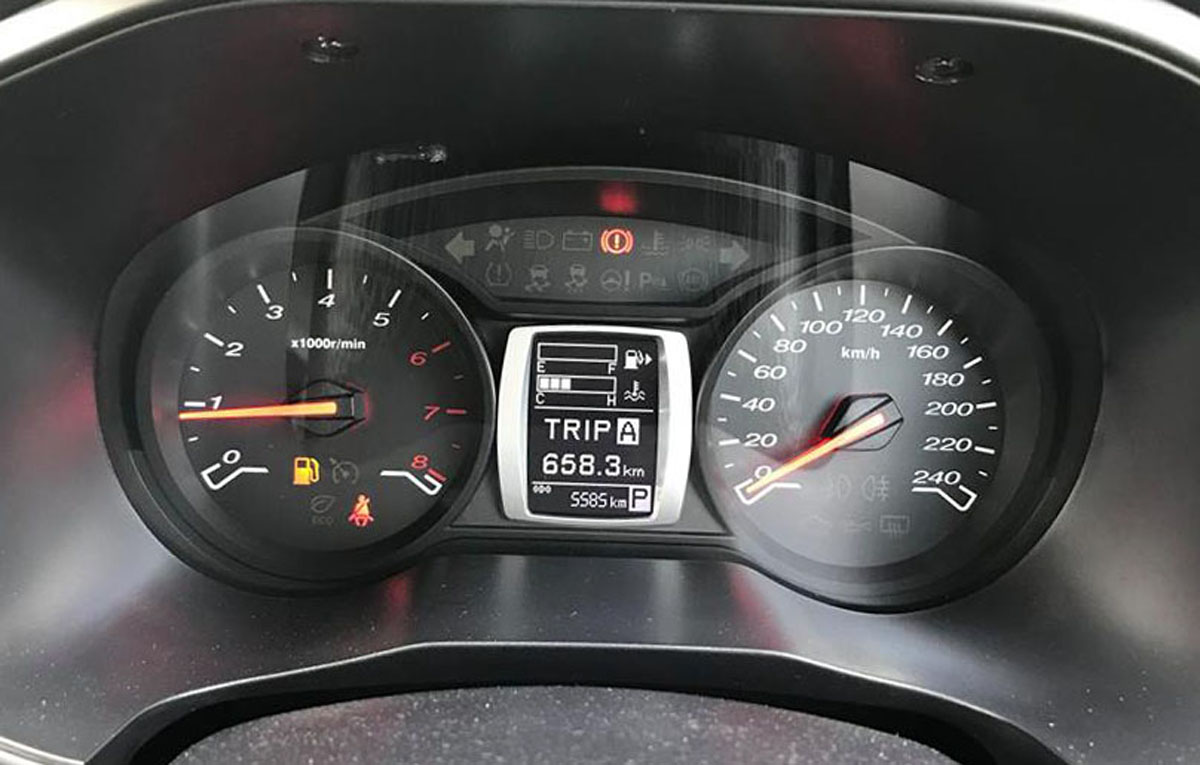 Proton 1 Tank Adventure ,挑战一缸油行驶600 km!