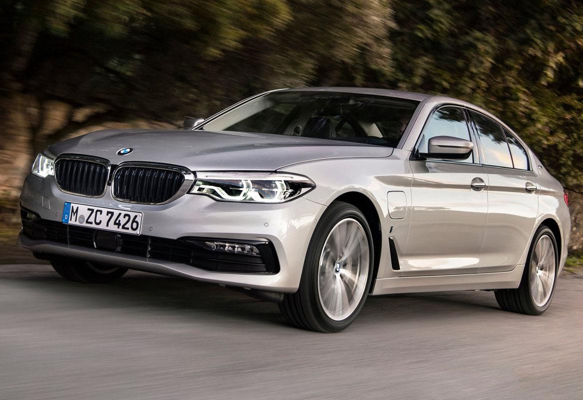 大马市场超值新车: BMW 530e iPerformance