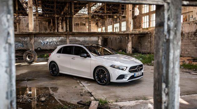 2018 Mercedes-Benz A Class 确定将在我国投产!