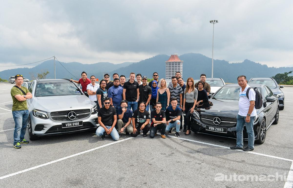 Mercedes-AMG GLC 43 山路行,探索 AMG 的魅力!