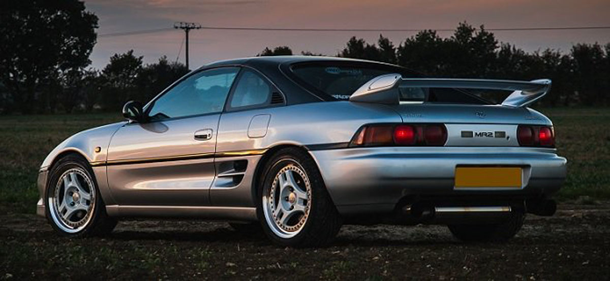 Toyota 史上最佳的10具引擎!(上篇)