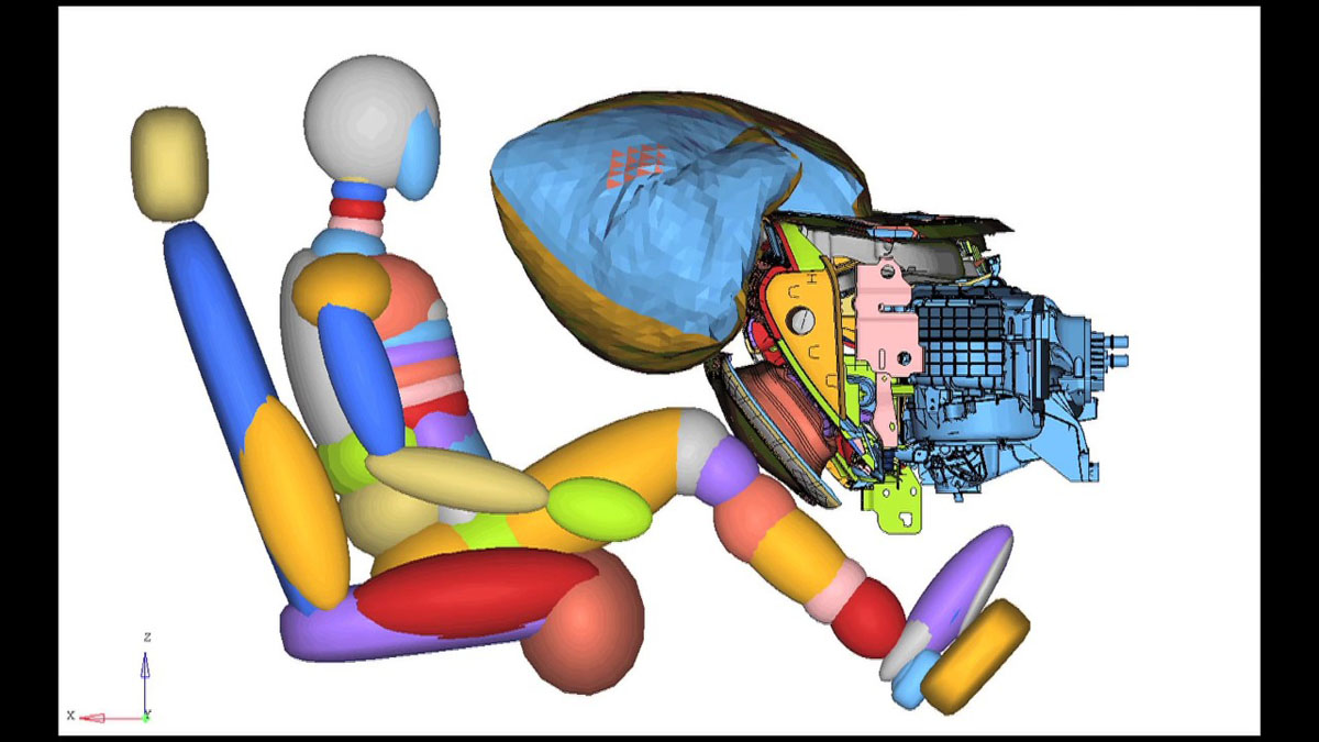 Airbag 启动会烫伤手?你必须知道 Airbag 是如何启动的!