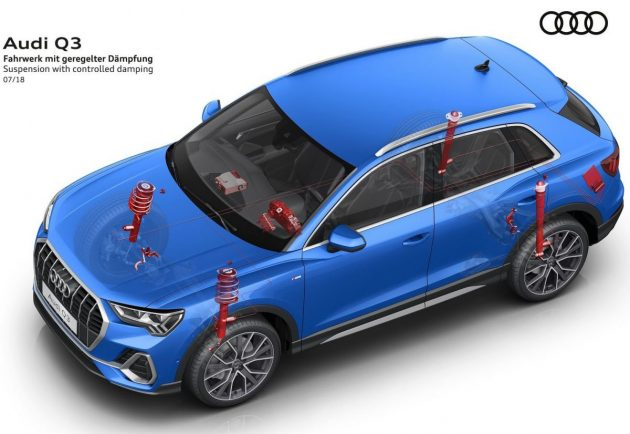 GLA 对手驾到! 2019 Audi Q3 正式发布!