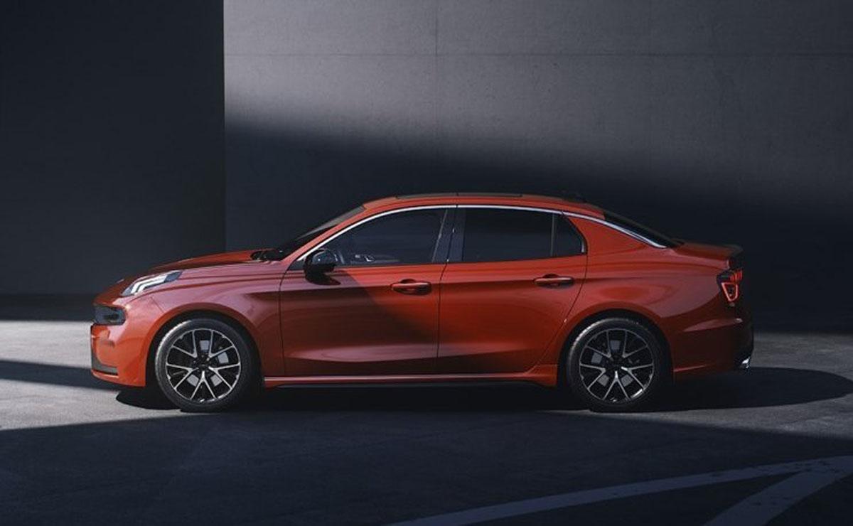 Lynk&Co 03 官图正式公布,预览新一代 Volvo S40 ?