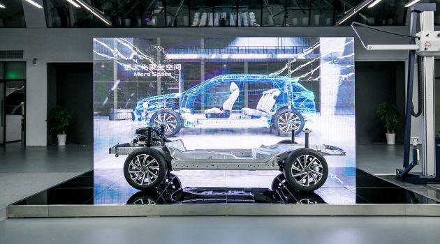 Geely 公布两款将基于 BMA 平台打造的新车!