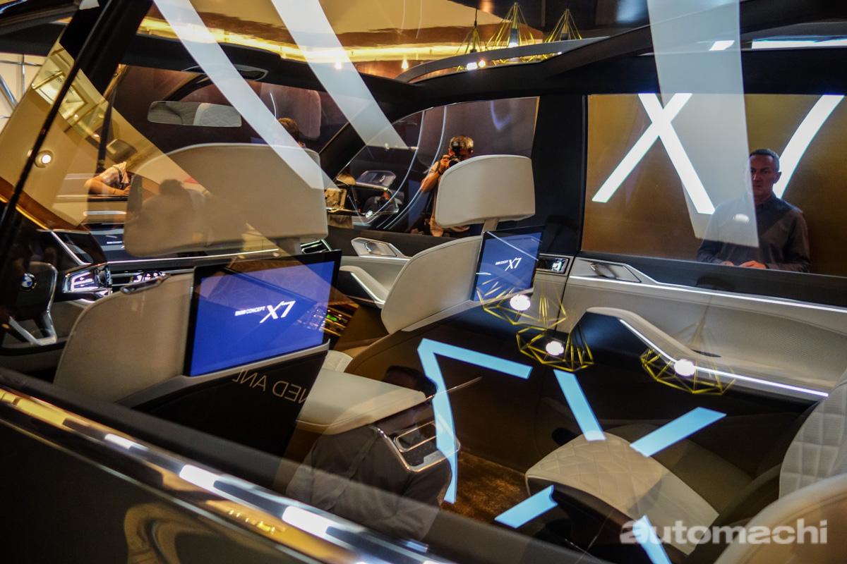 东南亚首发! BMW Concept X7 iPerformance 登陆大马!