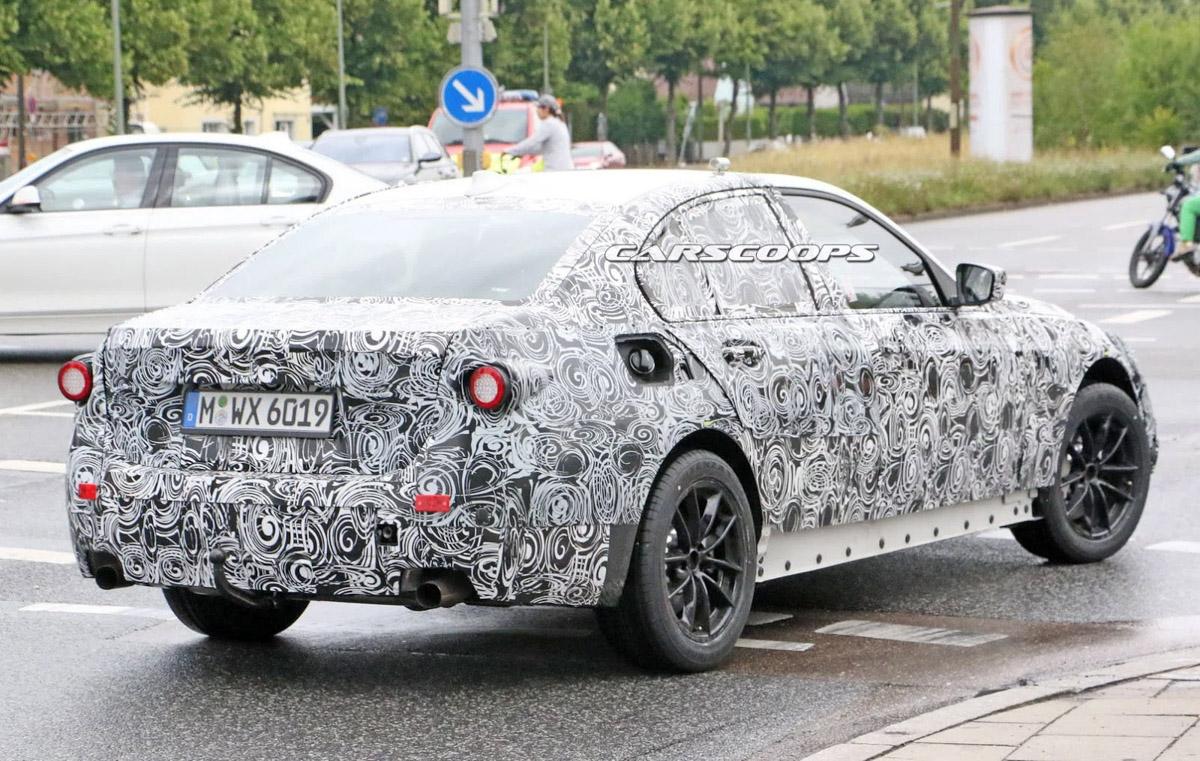 没有最强只有更强! 新一代 BMW M3 将会更轻更快!