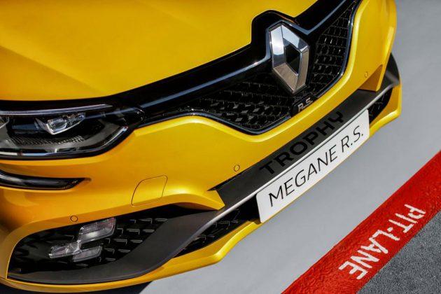 2018 Renault Megane R.S Trophy