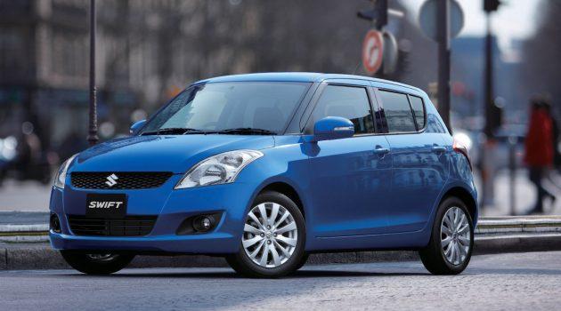 最超值二手车推荐: Suzuki Swift 1.4