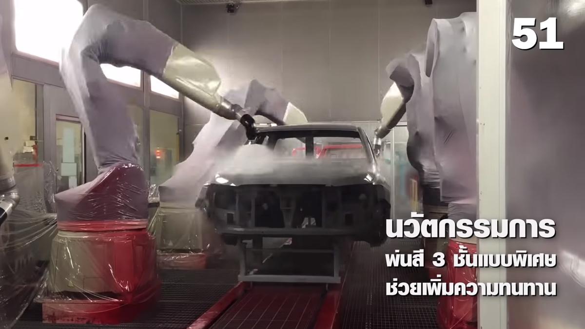 90秒带你了解 Ford Ranger Raptor 的生产过程!