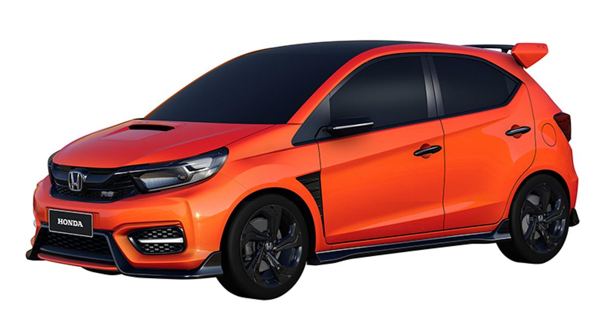 大改款 Honda Brio 2018 即将登场,8月亮相印尼车展!