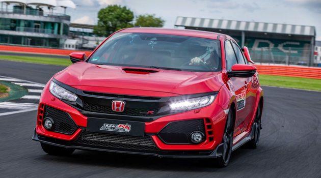 再接再厉! Honda Civic Type R 再度刷新赛道记录!